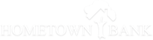 Logo for Hometown Bank of Alabama